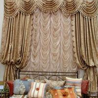 Французские шторы представляют