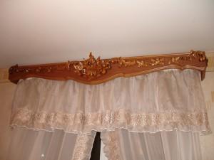деревянные карнизы