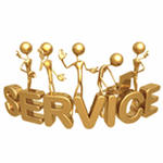 мои услуги, сервисное обслуживание