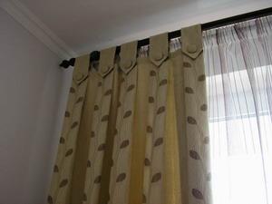 Карнизы шторы уют в доме