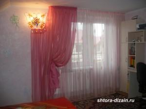 шторы для детской комнаты,шторы из муара