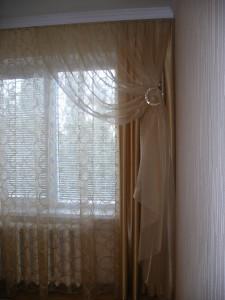 составляющие декора окон, аксессуары для штор