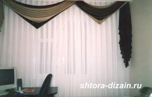 шторы для детской комнаты,ламбрекен бархат,тюль вуаль