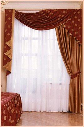 Интерьер два окна
