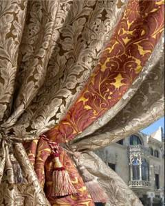 виды ткани для штор