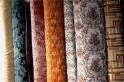 шторы из гобелена, ткань гобелен