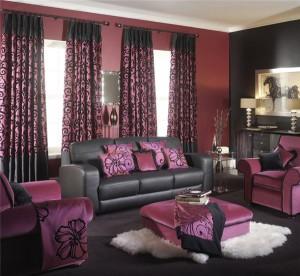 Любая ткань делает... мебели и архитектурных элементов.