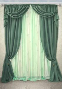 шторы из плюша, ткань плюш