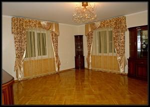 шторы из парчи, ткань парча