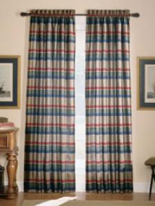 шторы из шотландки, ткань шотландка