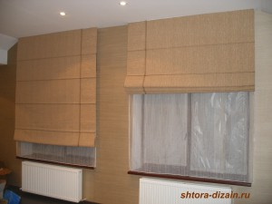 шторы для рабочего кабинета