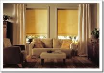 шторы из холста, ткань холст