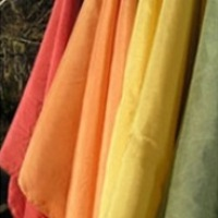 шторы из батиста, ткань батист