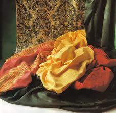 шторы из дамаста, ткань дамаст