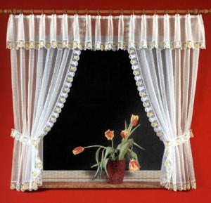 шторы из гипюра, ткань гипюр