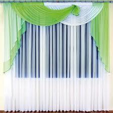 шторы из вуали, ткань вуаль