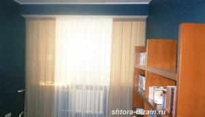шторы в спальной