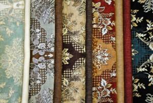 шторы из шенилла, ткань шенилл