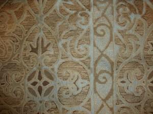 ткань камка, шторы из камки