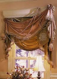шторы в стиле