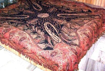 ткань пашмина