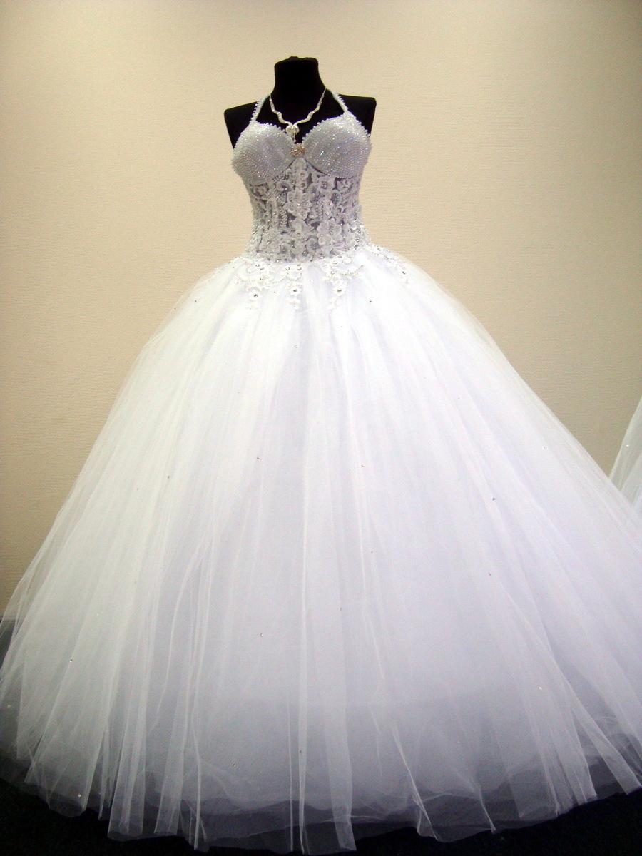 Пышные свадебные платья, фото. Какими могут быть пышные платья