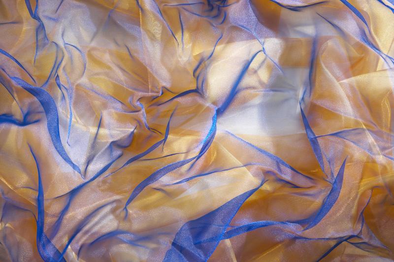 Ткань газ-кристалл